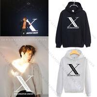 Kpop SHINee Cap Hoodie Sweatershirt Unisex Jonghyun X-INSPIRATION Sweater Coat