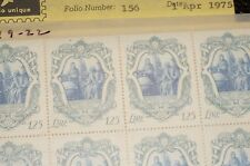 ITALY 1942 SC# 419-22 MNH STAMPS SHEET OF 20 X 2