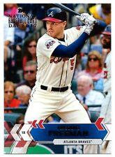 ⚾️ 2017 Topps National Baseball Card Day #5 Freddie Freeman ~  Braves ~ NmMt QTY