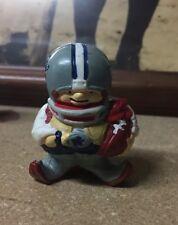 Dallas Cowboys Huddles PVC Mascot NFL 1983 Figure Figurine