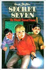 Go Ahead, Secret Seven (Enid Blyton's The secret seven series II),Enid Blyton,