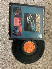 Star Trek lp original vinyl album
