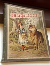 ca 1890 german book for children fairy tale ill. by Offterdinger and Leutemann