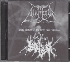 ANGMAR / THE TRUE ENDLESS - split CD