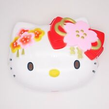 Hello Kitty with Kanzashi Cute Cosplay Mask Costume Party Festival SANRIO Japan