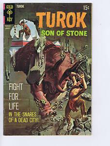 Turok Son of Stone #64 Gold Key Pub 1969