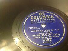 Nathan Milstein 78 RPM Violin (VG+)