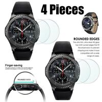 Premium Tempered Glass Screen Protector For Samsung Gear S3 Frontier Smart watch