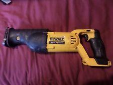 DeWALT DCS380N 18V XR Li-Ion Cordless Reciprocating Saw - Body Only