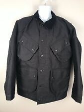 Pike Brothers New $500 Deep Navy Blue 1966 Explorer Motorcycle Biker Jacket Sz L