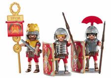 Playmobil - Tres Soldados Romanos - (6490)