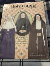 Holy Habits - Traditional Nun Paper Dolls - Set #2, New