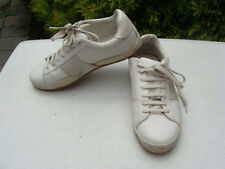 Zara Man White Athletic Casual Sneakers Mens Euro Size 41