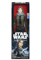 STAR WARS ROGUE ONE SERGEANT JYN ERSO JEDHA 12 INCH ACTION FIGURE DISNEY HASBRO