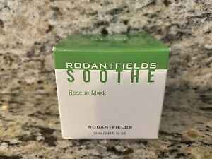 Rodan + Fields Soothe Rescue Mask New In box