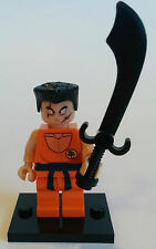 Yamcha Minifigure Dragon ball Z figure - new in bag - Lego compatible