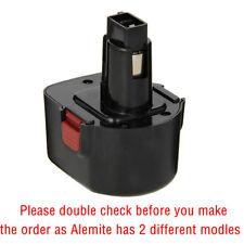 Battery For Alemite 340911 12 Volt 12V Battery 2.0AH Ni-CD Battery Grease Gun