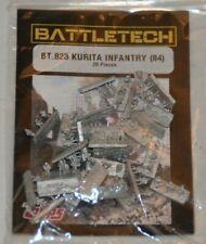 Battletech Ral Partha Miniature Bt 823 Kurita Infantry (84)