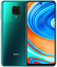 XIAOMI REDMI NOTE 9 PRO TROPICAL GREEN 128GB ROM 6GB RAM FULL HD GARANZIA ITALIA