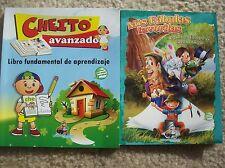 Cheito Libros en español - Combo  # 4