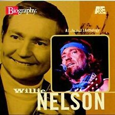 A&E Biography by Willie Nelson (CD, Jun-1999, Capitol Nashville) LIKE NEW