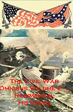 Civil War Omnibus V2 - State Regimental Histories 8 CDs 250+ Books - B259-266