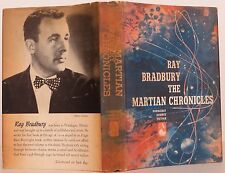 RAY BRADBURY The Martian Chronicles INSCRIBED FIRST EDITION