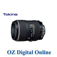 Tokina AT-X M100 AF PRO D AF 100mm f/2.8 F2.8 (Nikon)