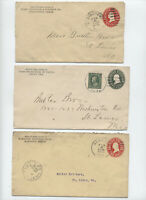 3 c1910 texas covers inc Talpa Doane [H.289]
