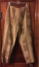 Sunny Leigh Women's Pants Animal Print Size 8 Great Condition