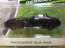 Greenlight 2012 Mercedes-Benz SLS AMG 1/64 MOTOR WORLD German Edition MIBP