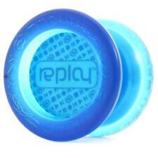 Replay Aqua Responsive Beginner Yo Yo YOYOFactory + 3 Strings YEL/ORG/GRN