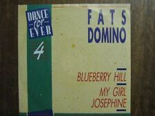 FATS DOMINO 45 TOURS BELGIUM BLUEBERRY HILL (2)