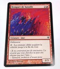 carte magic the gathering mtg - rempart de bataille - l'ascension des eldrazi