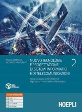 NUOVO TECNOLOGIE E PROGETTAZIONE DI SISTEMI INFORMATICI E DI TELECOMUNICAZIONI