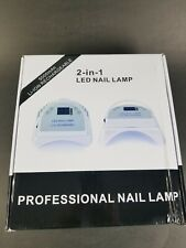 Riteu 2-in-1 Led Nail Lamp.