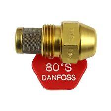 Danfoss huile chaudière brûleur Buse 80 S - 0.55 Usgal/H 2.11 kg/h