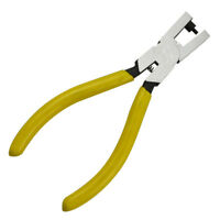 1.5mm Leather Hole Punch Pliers Tool Belt Saddle Watch Strap Dog Collar Shoes