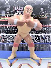 "WWF HASBRO BLUE CARD SERIES #2 WRESTLING FIGURE ~ ""HULK HOGAN #2"""