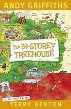 The 39-Storey Treehouse by Andy Griffiths (Paperback, 2013)