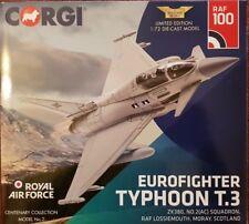 CORGI Aviation Eurofighter Typhoon T.3 Lossiemouth AA36409 Centenary Collection