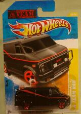 Hot Wheels 2011 A-Team Van #39/50 New Model