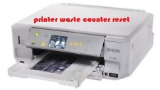 EPSON XP-605 PRINTER WASTE INK PAD RESET DISC/TOOL NEW - Digital Download