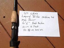St.Croix Legend Elite  Casting Rod