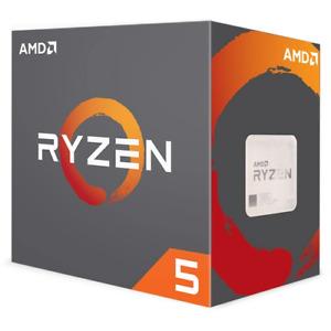 AMD Ryzen 5 1600 AM4 Processor with Wraith Spire Cooler YD1600BBAEBOX