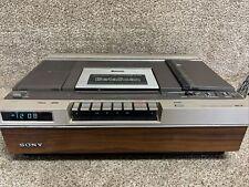 Sony SL-5600 Betamax VCR Beta Vintage Made In Japan