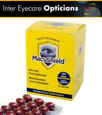 **MacuShield Eye Supplement 90 DAY SUPPLY (3 MONTHS)!**