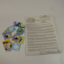 Disney Faeries Pardon My Pixie Dust Game Replacement Instructions Dice Tokens