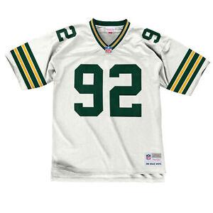 Mitchell & Ness Green Bay Packers Reggie White 1996 Legacy Jersey, White
