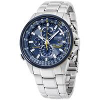Citizen A-T Eco-Drive Movement Blue Dial Men's Watch AT8020-54L